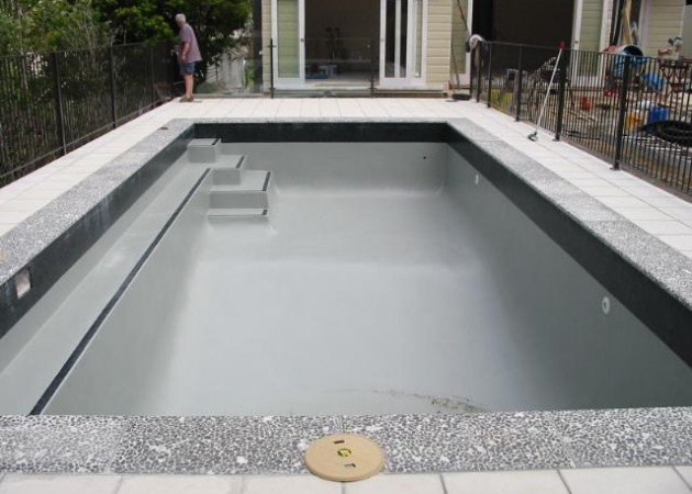residential pool boulder grey swimming pool paint and waterproofing membranes